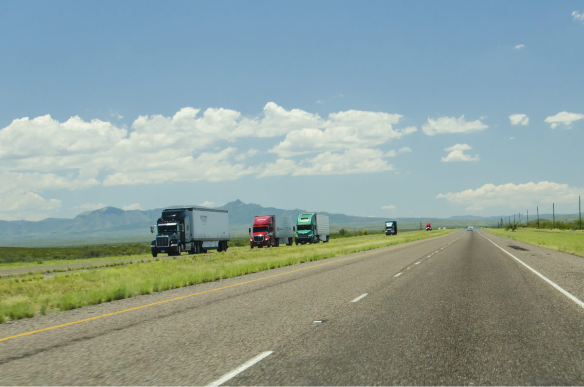 What You Need to Earn a New Mexico CDL