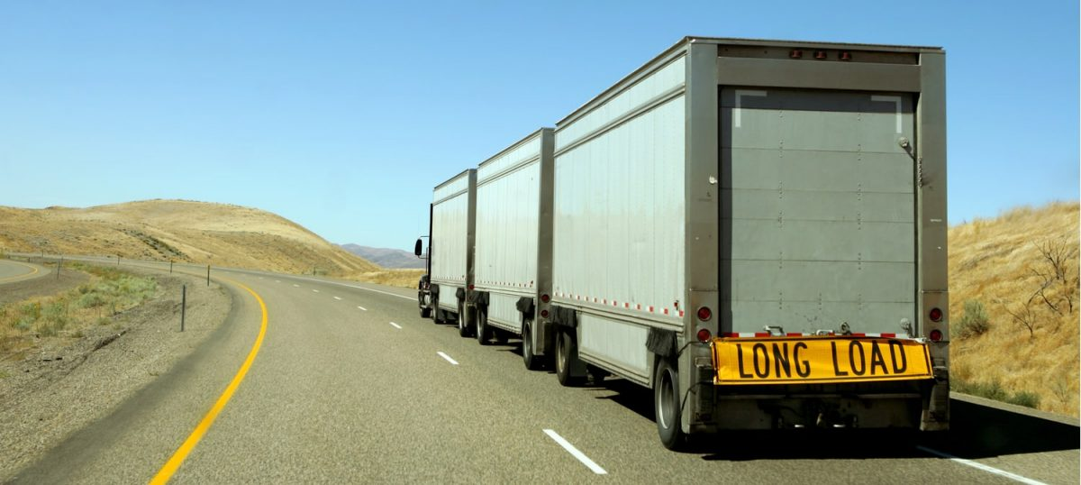 Driving a Long Combination Vehicle
